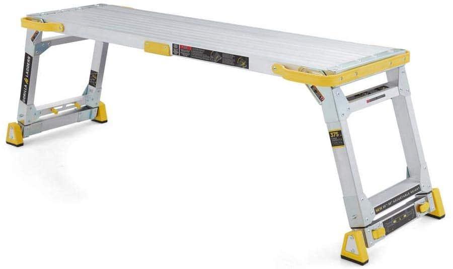 Aluminum-Heavy-Duty-Adjustable-Height-Slim-Fold-Platform