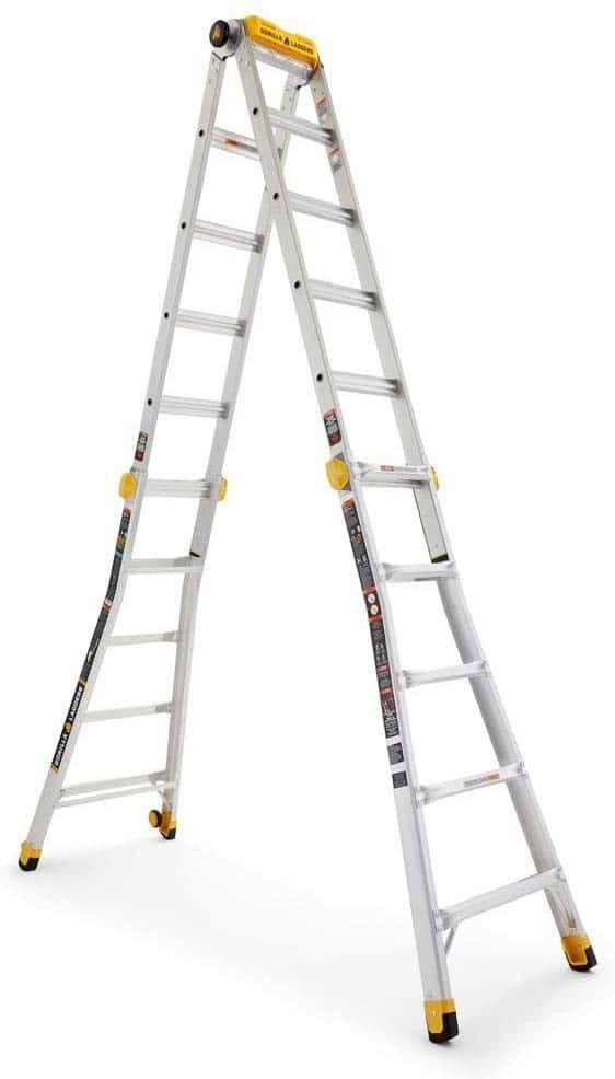 Gorilla-Ladders-22ft.-MPX-Aluminum-Telescoping