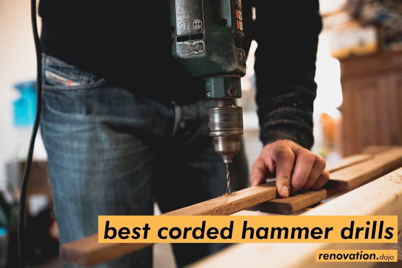 best-corded-hammer-drill