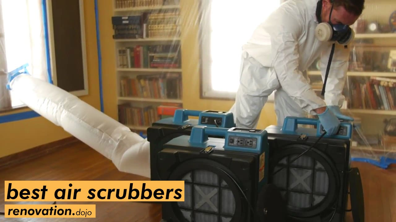 best-hepa-air-scrubbers