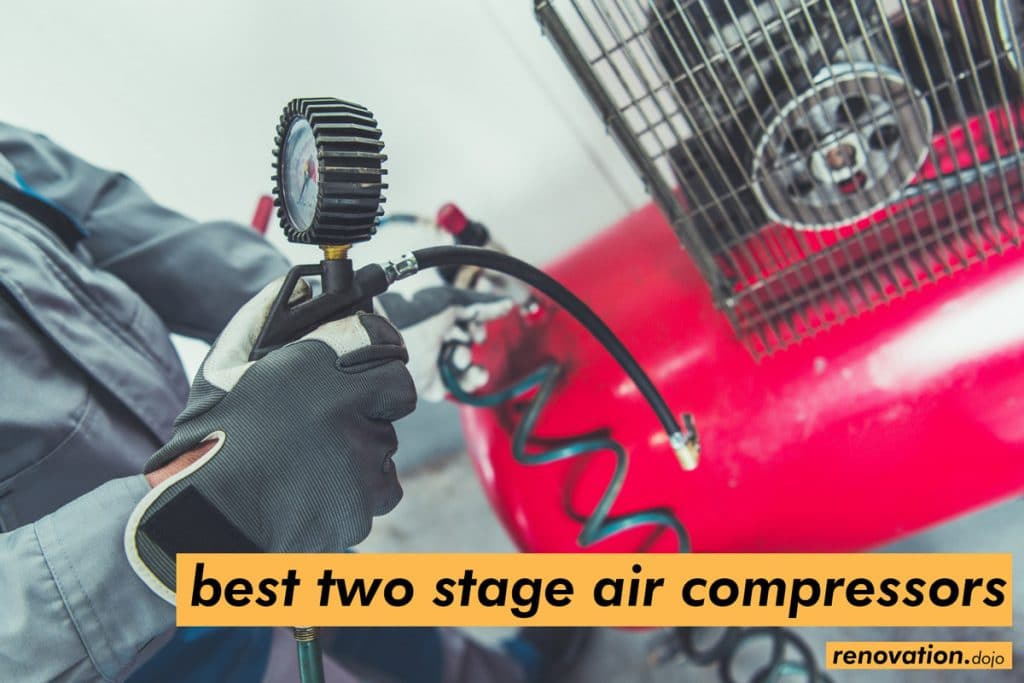best-two-stage-air-compressors