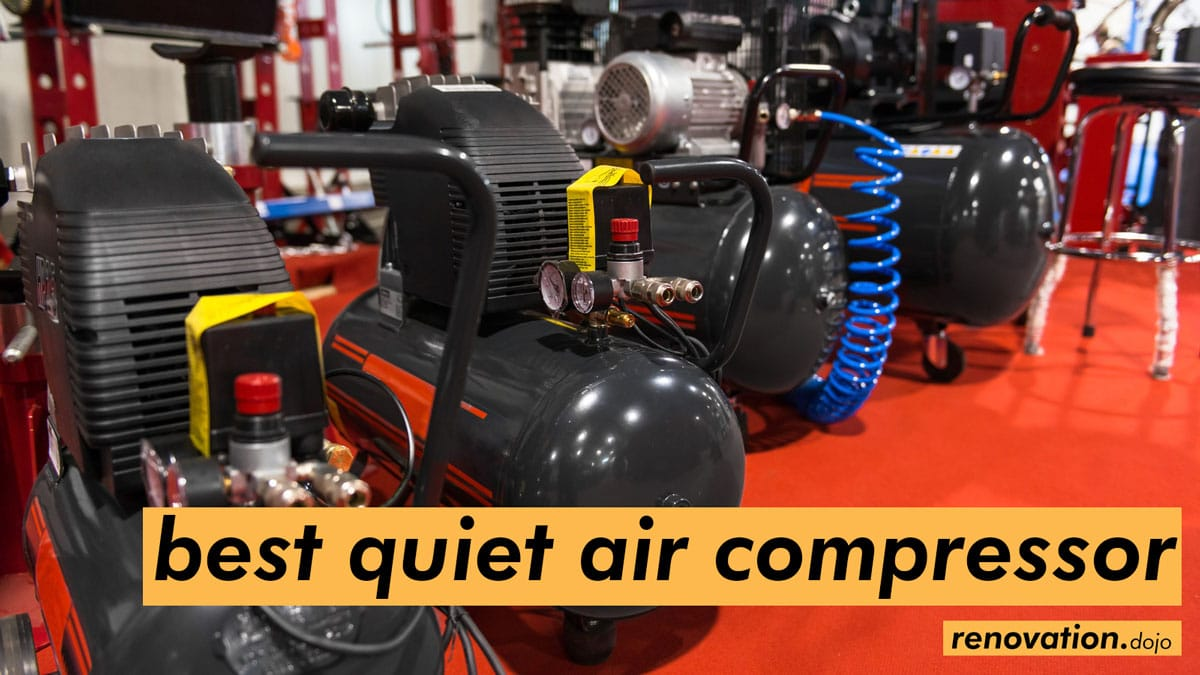best-quiet-air-compressor