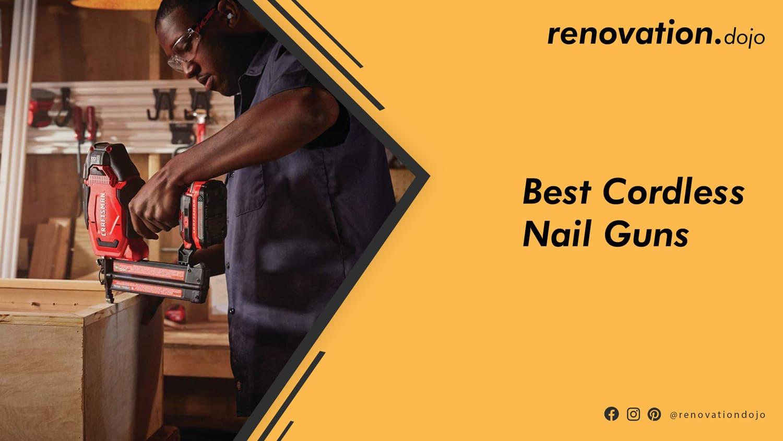 best-cordless-nail-gun